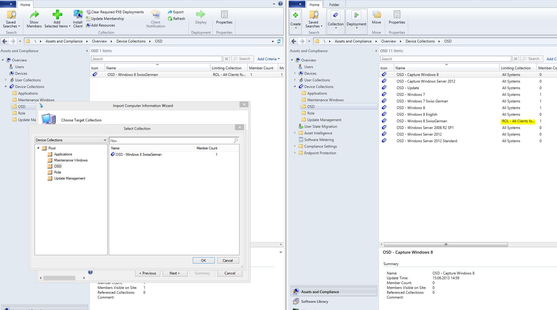 SCCM 2012 – RBAC: Add computer to SCCM | blog hosebei ch
