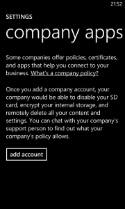 Windows Phone 8 Company App_02