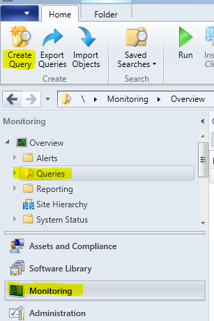 SCCM 2012 – Extend Value List in Query | blog hosebei ch