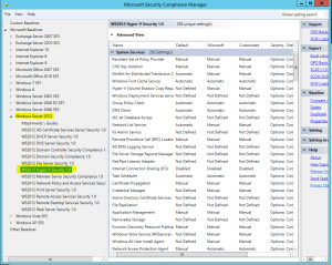 Hyper-V Compliance Settings 01