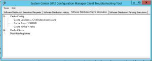 SCCM 2012 R2 Client Spy