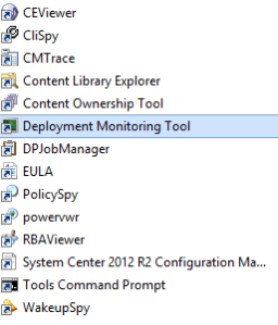Deployment Monitoring Tool