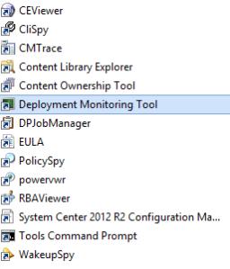 Deployment Monitoring Tool