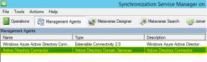 Active Directory Conector FIM