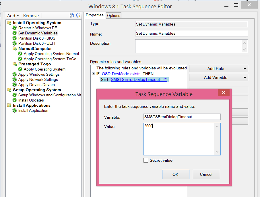 SCCM 2012 R2 – Speed up and slow down reboot in one step