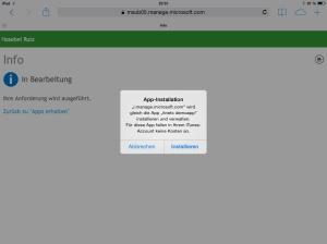 install app consent