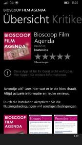App in Store