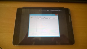 KeePass on iPad