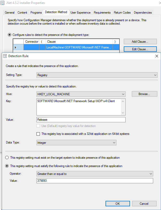 SCCM 2012 – Install .Net 4.5.2 on Windows 7 while on OSD | blog.hosebei.ch