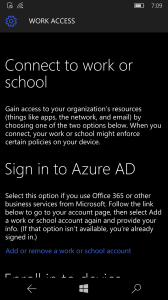 Sign in to Azure AD