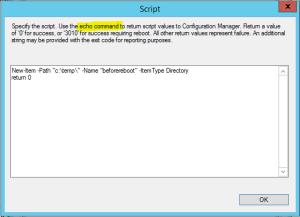 ConfigMgr CAU Script Box