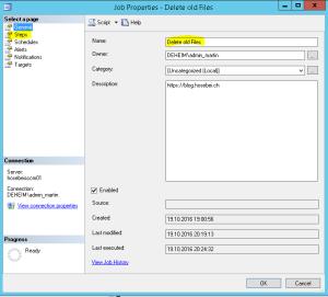 SQL Powershell Delete Files