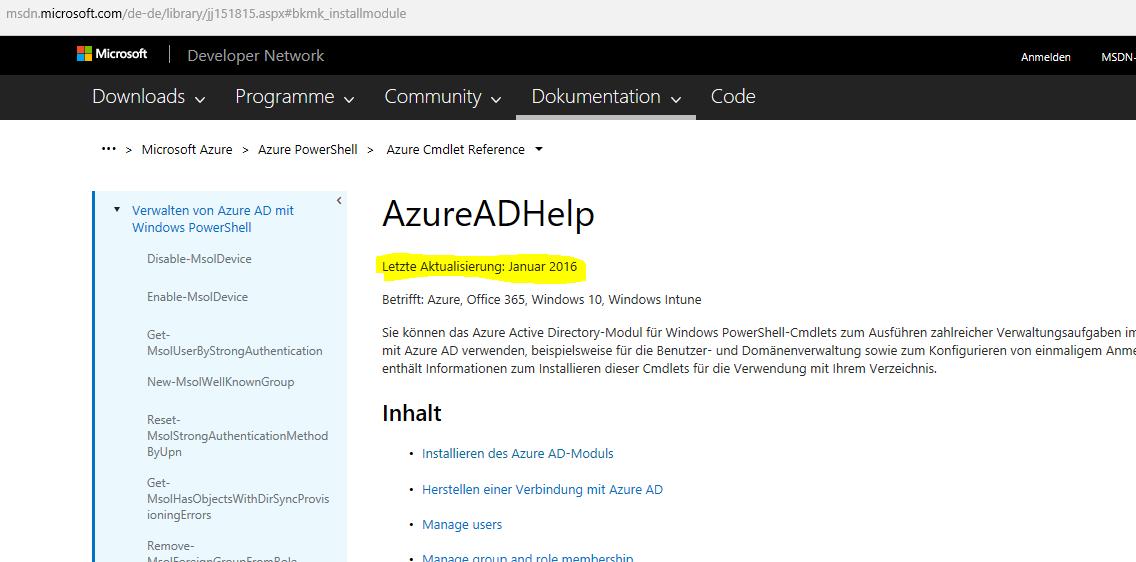 Azure AD – Remove Registered Device | blog hosebei ch